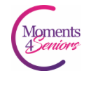 moments 4 seniors logo