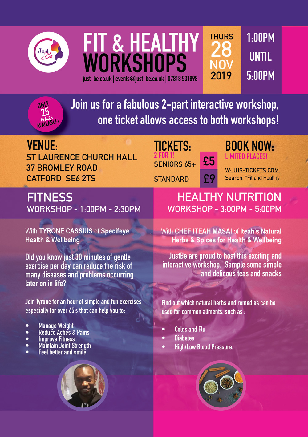 Fit & Health Workshop