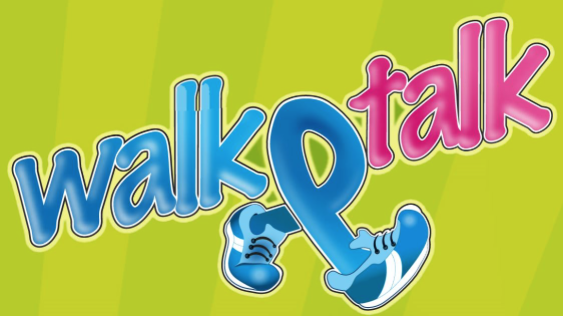 walk and talk event with JustBe in October
