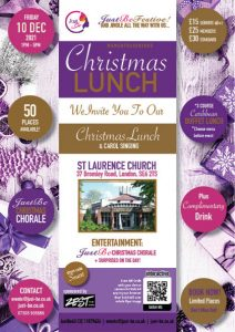 Moments4Seniors JustBe Christmas Lunch 2021